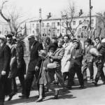 60-е года 1 Мая,  3-й слева - Пашков С.И.