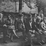 Экскурсия в Киев (70-е годы). Слева - мастер Гоменок В.И.