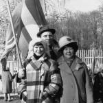 Красовский В.Ф., Маша Антонова, Елена Бритенкова