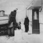 Строительство 40 кв  ж.дома  на НСХТ  Мастер -Гоменок  В.И. 1972 г.