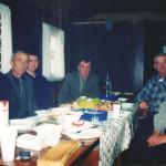 начало 2000-х  слева направо Кушнерев С.С.,Песенко Е.Н.,Коваленко В.Н. Ребенок Н.Я., Амирян А.С., Антропов Н.В.