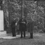 справа Шевцов Яков Тихонович,  рядом Красовский Василий Федерович