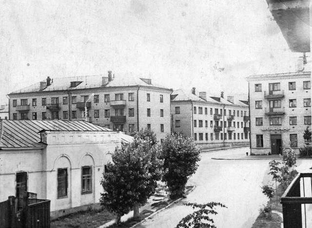 Фото из семейного архива Натальи Клубковой (Ивановой), со страницы А.Фаранова в ОК