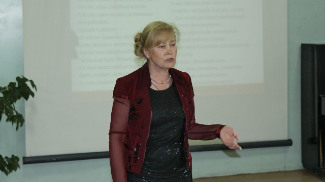 Бывшая студентка Екатерина Серегина говорит о Зеболове-педагоге