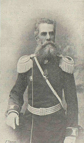 Барон Мейендорф Ф.Е. - комендант Императорской Главной Квартиры