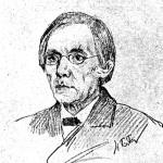 Рачинский С.А. - рисунок Богданова-Бельского