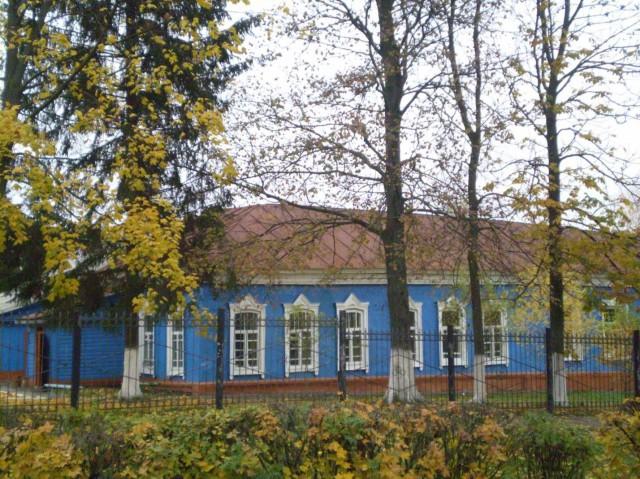 Здание школы им. Петра I