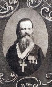 протоиерей Александр Павлович БУРНЕВСКИЙ