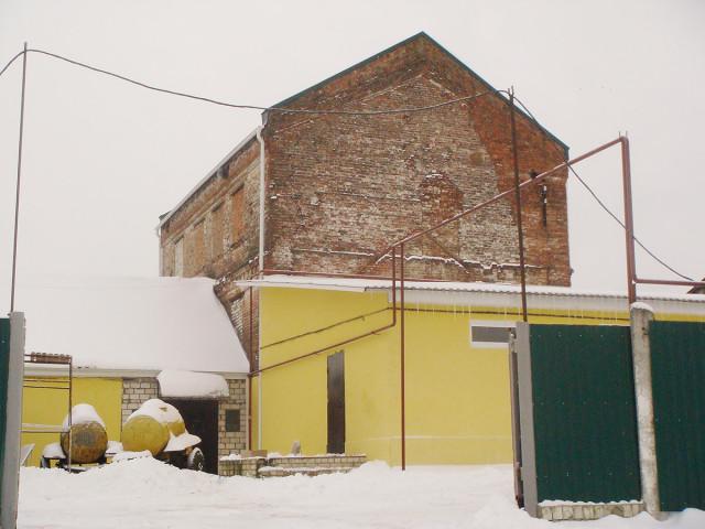Бывшая мельница Петухова - ныне ТЦ Мельница