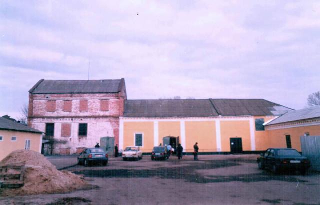 Бывшая мельница Петухова по ул. Чугуновской (Ленина)