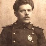Начальник Новозыбковского добровольного пожарного общества -Мастюгин А.Ф.