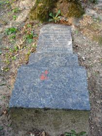 Поруганные могилы Абросимовых