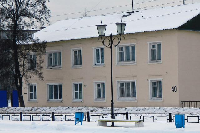 Дом 40 по ул. Вокзальной