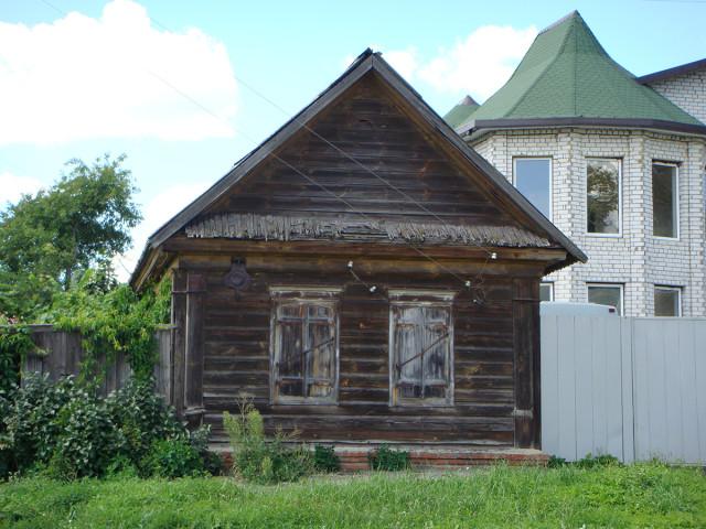 Дом Александровой Л.М. по ул. Воровского