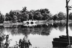 Мост. 50-60-е гг. XX в.