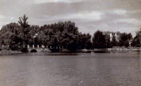 Новозыбковский мост. 1958 г.