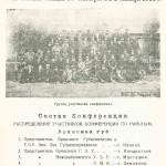 1-я конференция крестьян-опытников. 1928 г.
