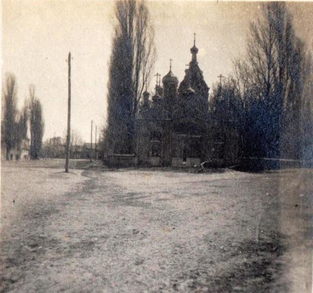 Вонифатьевская церковь в Новозыбкове, 1918 г.