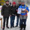 Награда команде Новозыбкова