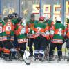 Команда Клинцов перед началом матча