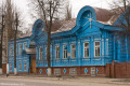 Дом Абросимовых (ул. Ленина, 12). Фото: А.Карпов