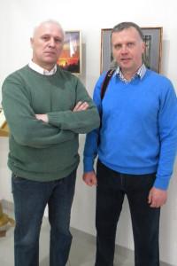 Д.Агапов и А.Кудрявцев. Фото: К.Попов