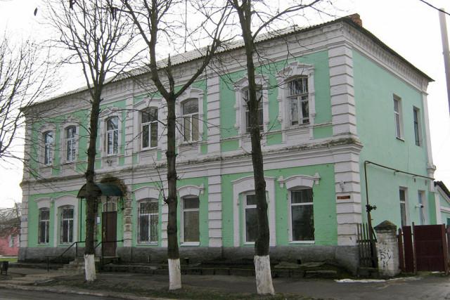 Новозыбков, ул. Карла Маркса, дом 7. Фото: А.Дроздов