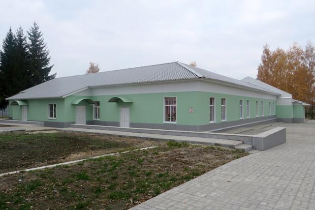 То же здание после перестройки в 2012 г. Фото: А.Дмитроченко.
