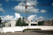 Строительство жилого дома по улице Ломоносова, 37. 2003 год