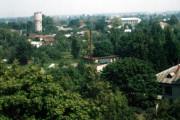 Водонапорная башня на севере Новозыбкова, снесена в 2003 году