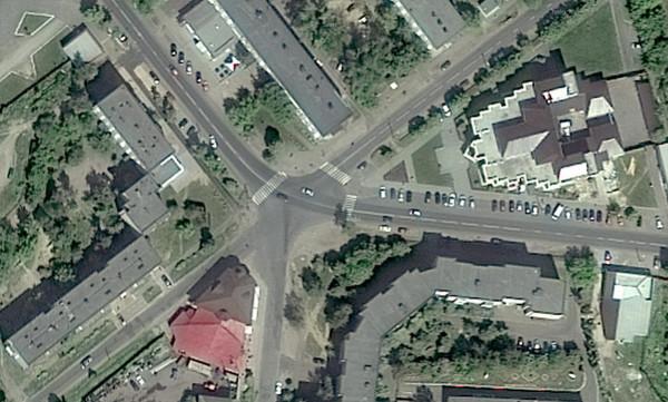 Спутниковая карта Яндекса